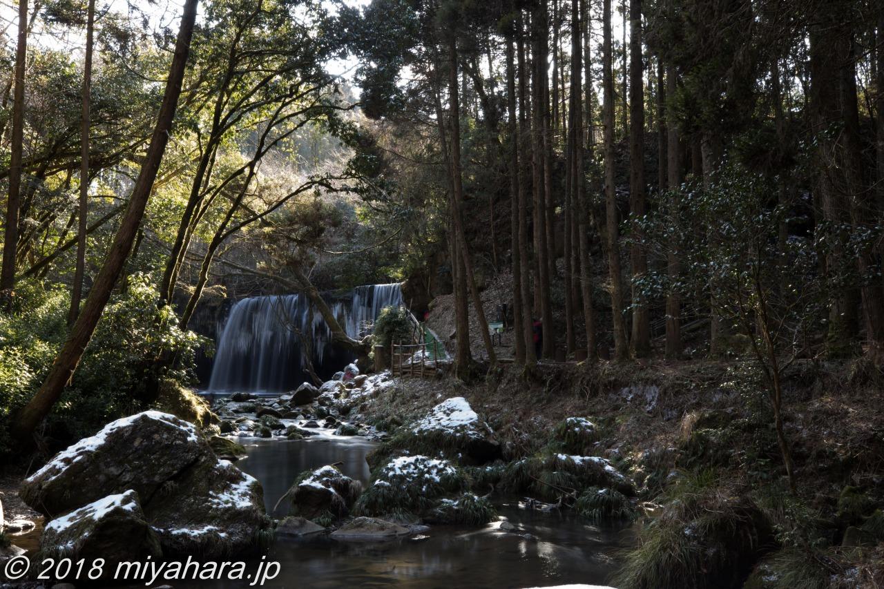 鍋ヶ滝と古閑の滝